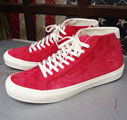 USA企画 VANS Court Mid DX(Pig Suede)/Chilli Pepper