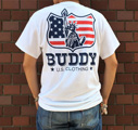 BUDDYオリジナル Indian & Statue of Liberty Tシャツ